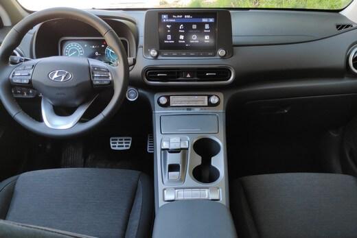 יונדאי קונה EV מול MG ZS EV