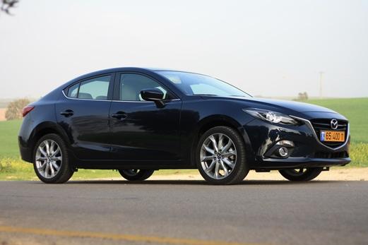 מקורי מבחני רכב - מאזדה 3 מנוע 2.0 ליטר - מבחן רכב - iCar OG-28