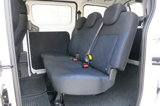 ברצינות מבחני רכב - ניסאן NV200 - מבחן רכב - iCar KS-55