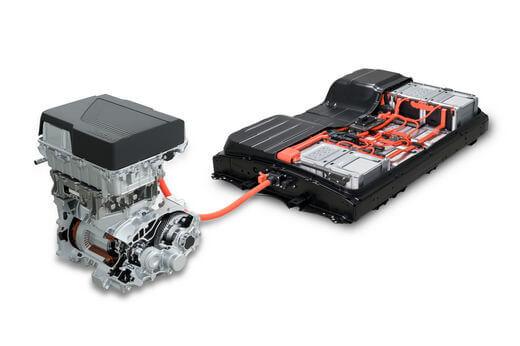 סוללה ברכב חשמלי