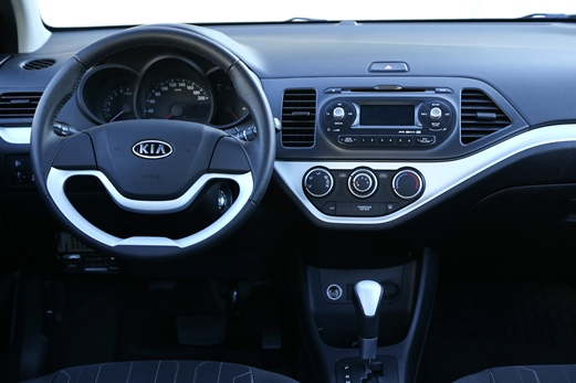 מרענן חדשות רכב - התחרות גוברת: קיה פיקנטו מקבלת תוספת אבזור - iCar OF-19