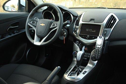 האחרון מבחני רכב - שברולט קרוז סטיישן - מבחן וידאו - iCar LR-03