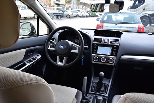 תוספת חדשות רכב - סובארו XV: מתיחת הפנים הגיעה לישראל - iCar SM-46