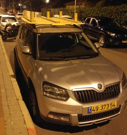 מעולה  מבחני רכב - Live Blog: סקודה יטי במבחן ארוך טווח - iCar VM-89