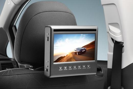 מודרני מונחי רכב וטכנולוגיה - 5 דרכים להתקין מסכי וידאו ברכב - iCar YG-83