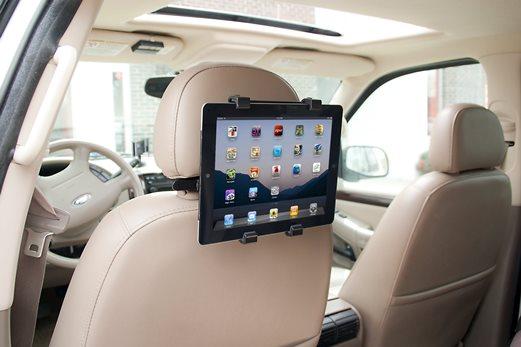 צעיר מונחי רכב וטכנולוגיה - 5 דרכים להתקין מסכי וידאו ברכב - iCar KE-33