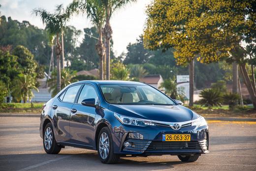 האופנה האופנתית חדשות רכב - טויוטה ישראל משיקה מערכת מולטימדיה חדשה - iCar YI-12