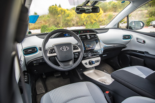 ניס מבחני רכב - טויוטה פריוס - מבחן וידאו - iCar HI-21