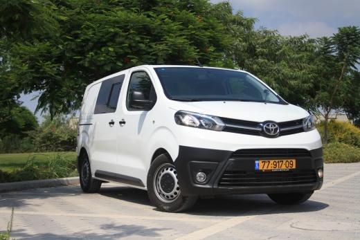 מסודר מבחני רכב - טויוטה פרואייס - מבחן רכב - iCar GW-34