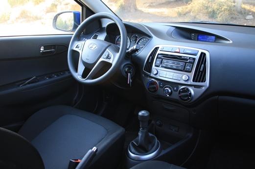 הוראות חדשות מבחני רכב - יונדאי i20 ידנית - מבחן וידאו - iCar PP-96