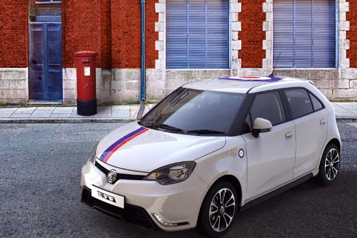 מאוד חדשות רכב - MG3 בישראל: סופר מיני ידנית ב-68 אלף שקל - iCar OL-18