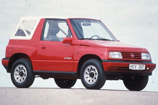 מאוד מבחני רכב - השקה: סוזוקי ויטרה החדש - iCar EY-62