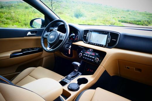 מודרניסטית מבחני רכב - קיה ספורטאז' - מבחן וידאו - iCar TI-96