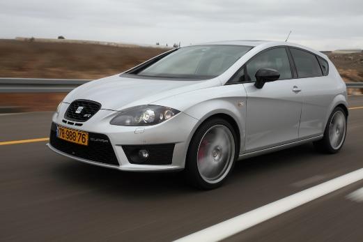 מעולה  מבחני רכב - מבחן השוואתי: סיאט לאון קופרה R, רנו מגאן RS, פורד YZ-14