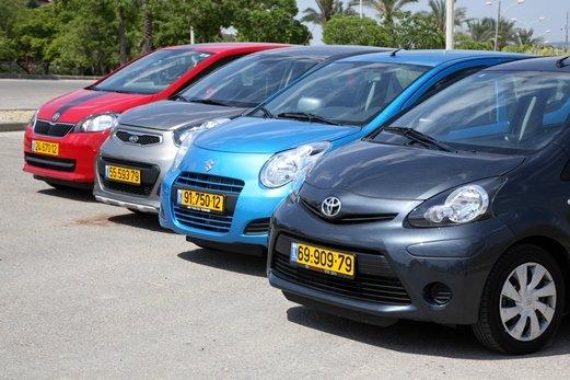 להפליא חדשות רכב - מכוניות מיני עד 40,000 שקל: מה כדאי לקנות? - iCar TZ-16