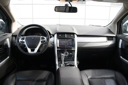 כולם חדשים מבחני רכב - פורד אדג' - מבחן רכב - iCar GW-98